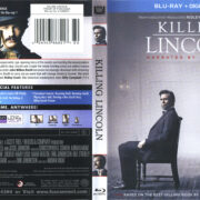 Killing Lincoln (2013) R1 Blu-Ray Cover & Label
