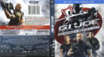 G.I. Joe: Retaliation (2013) R1 Blu-Ray Cover & Labels