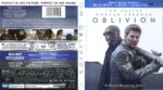 Oblivion (2013) R1 Blu-Ray Cover & Labels