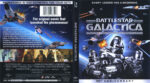 Battlestar Galactica (1978) R1 Blu-Ray Cover & Label