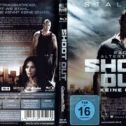 Shootout - Keine Gnade (2012) R2 German Blu-Ray Covers & Label