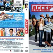 Accepted (2006) R1 DVD Cover