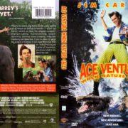 Ace Ventura - When Nature Calls (1995) R1 DVD Cover