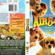 Air Buddies (2006) R1 DVD Cover