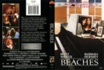 Beaches (1988) R1 DVD Cover