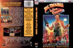Big Trouble in Little China Special Edition (1986) R1 DVD Cover