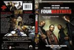 Four Brothers Collector's Edition (2006) R1 DVD Cover