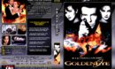 Goldeneye (1995) R1 DVD Cover