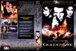 Goldeneye (1995) R1 DVD Cover