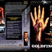 Goldfinger (1965) R1 DVD Cover