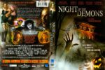 Night of the Demons (2009) R1 DVD Cover