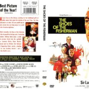 The Shoes of the Fisherman (2006) R1 DVD Cover