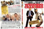 Wedding Crashers – Uncorked (2005) R1 DVD Cover