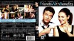 Friends With Benefits (2011) R2 Blu-Ray Dutch Cover