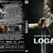 Logan (2017) R2 German Custom V2 Cover & Labels