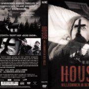House - Willkommen in der Hölle (2017) R2 GERMAN DVD Cover
