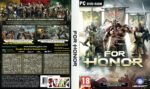 For Honor (2017) German Custom PC Cover