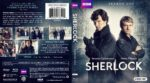 Sherlock: Season – 1 (2011) R1 Custom Blu-Ray Cover