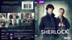 Sherlock: Season – 2 (2012) R1 Custom Blu-Ray Cover