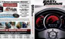 Fast Furious: The Ultimate Ride Collection (2001-2015) R1 Blu-Ray Cover