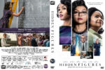 Hidden Figures (2016) R1 Custom V2 Cover & Label