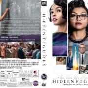 Hidden Figures (2016) R1 Custom V2 Cover & Label