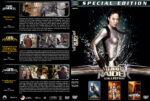 Tomb Raider Triple Feature (2001-2007) R1 Custom Cover