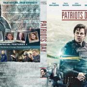 Patriots Day (2016) R1 Custom Cover & label