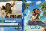 Vaiana (2016) R2 GERMAN Custom DVD Cover