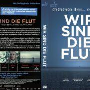 Wir sind die Flut (2016) R2 GERMAN Custom DVD Cover