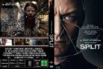 Split (2016) R2 GERMAN Custom DVD Cover