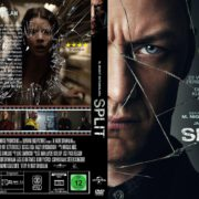 Split (2016) R2 GERMAN Custom DVD Cover
