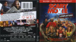 Scary Movie V (2013) R1 Blu-Ray Cover & Label