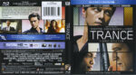 Trance (2013) R1 Blu-Ray Cover & Label