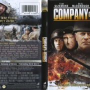 Company Of Heroes (2013) R1 Blu-Ray Cover & Label