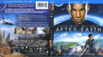 After Earth (2013) R1 Blu-Ray Cover & labels