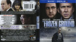 Frozen Ground (2013) R1 Blu-Ray Cover & Label