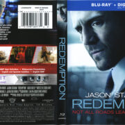 Redemption (2013) R1 Blu-Ray Cover & Label