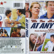 At Any Price (2012) R1 Blu-Ray Cover & Label