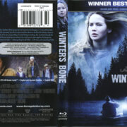 Winter's Bone (2010) R1 Blu-Ray Cover & Label