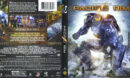 Pacific Rim (2013) R1 Blu-Ray Cover & Labels