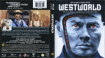 Westworld (1973) R1 Blu-Ray Cover & Label