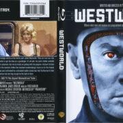 Westworld (1973) R1 Blu-Ray Cover & Label
