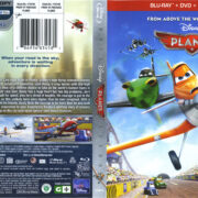 Planes (2013) R1 Blu-Ray Cover & Labels
