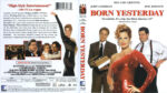 Born Yesterday (1993) R1 Blu-Ray Cover & Label
