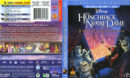 The Hunchback Of Notre Dame (2 Movie Collection) R1 Blu-Ray Cover & Labels