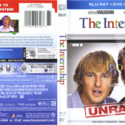 The Internship (2013) R1 Blu-Ray Cover & Labels