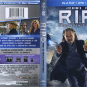 R.I.P.D. (2013) R1 Blu-Ray Cover & Labels