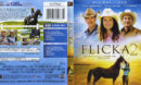 Flicka 2 (2010) R1 Blu-Ray Cover & Labels