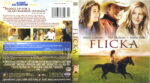 Flicka (2006) R1 Blu-Ray Cover & Label
